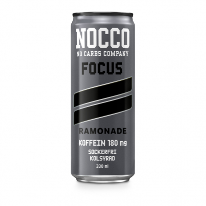 NOCCO FOCUS 330 ml i gruppen Drycker / Energidryck hos Proteinbolaget.se (P-2971)