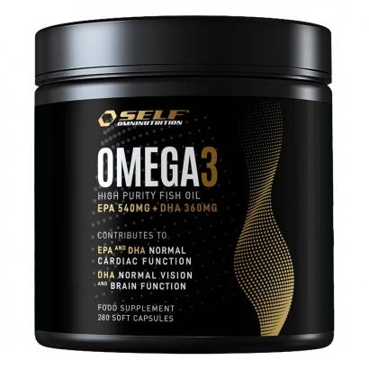 Self Omninutrition Omega-3 Fish Oil, 280 caps
