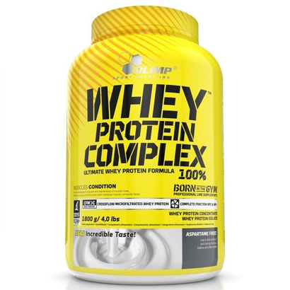 Olimp Whey Protein Complex 100%, 1,8 kg