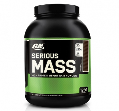 Optimum Nutrition Serious Mass, 2,72 kg
