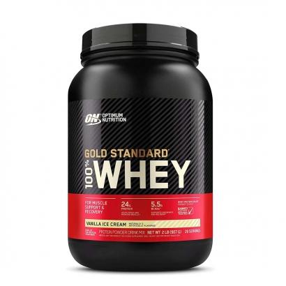 Optimum Nutrition 100% Whey Gold Standard, 907 g