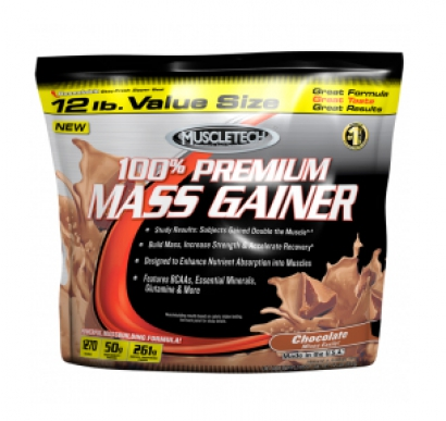 Muscletech 100% Premium Mass Gainer, 5,5 kg