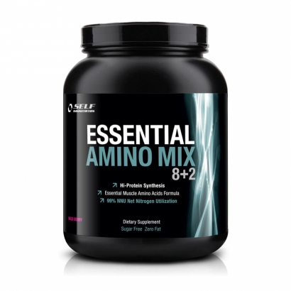 Self Omninutrition Essential Amino mix 8+2 500g i gruppen Aminosyror / EAA hos Proteinbolaget.se (PB-0007)