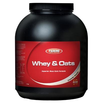 Fairing Whey & Oats, 2 kg
