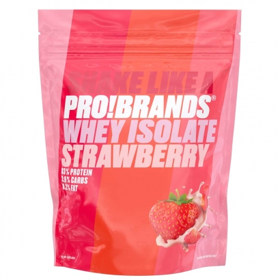 ProteinPRO 100% Whey Isolate, 500 g