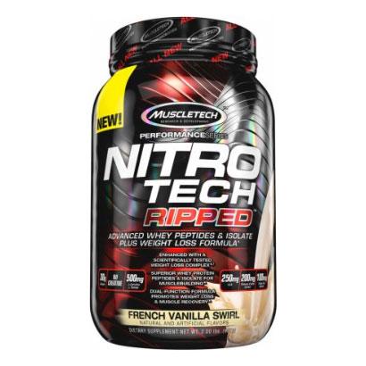 Muscletech Nitro-Tech Ripped, 907 g