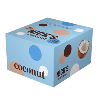 20 x Nicks Coconut Bar, 40 g