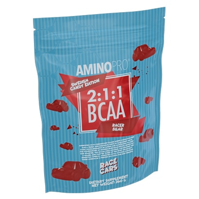 AminoPRO Candy Edition, BCAA 360 g