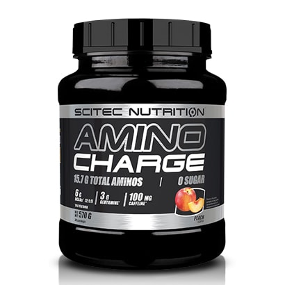 Scitec Nutrition Amino Charge, 570 g
