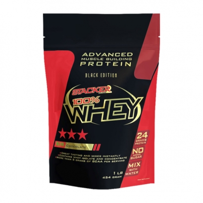 Stacker2 100% Whey, 454 g