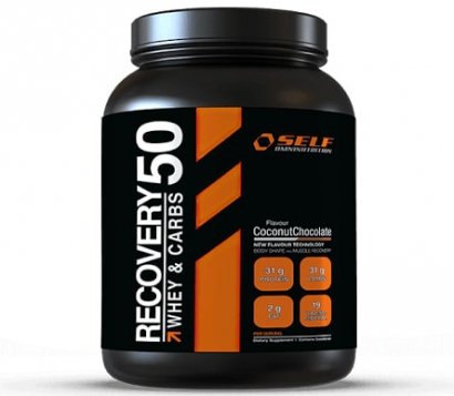 SELF Omninutrition Recovery 50 2 kg i gruppen Gainer hos Proteinbolaget.se (PB-0865)