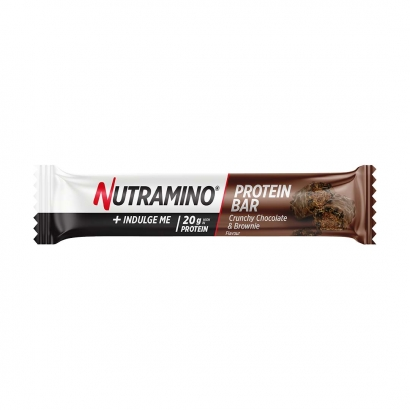 Nutramino Chocolate Brownie 64g i gruppen Bars / Proteinbars hos Proteinbolaget.se (PB-10352)