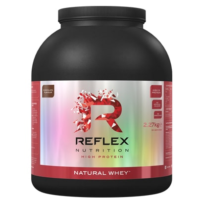 Reflex Nutrition Natural Whey, 2,27 kg