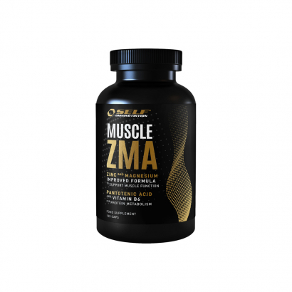 Self Omninutrition Muscle ZMA, 120 caps