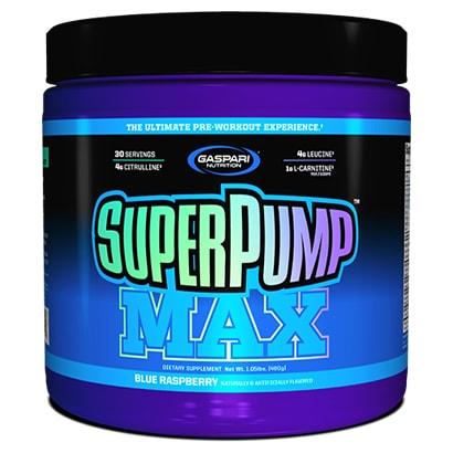 Gaspari Nutrition SuperPump MAX, 480 g