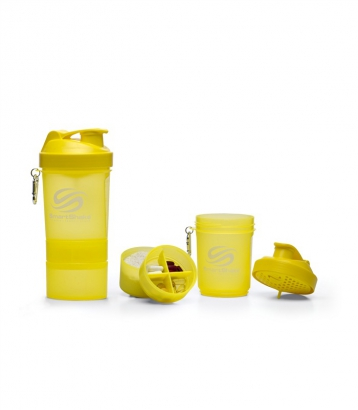 Smartshake Neon Series V2 600 ml Neon Yellow Shakers #2: PB 1190 3