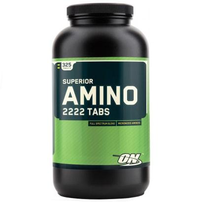 Optimum Nutrition Amino 2222, 320 caps