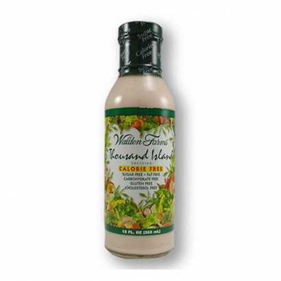 Walden Farms Salad Dressing, 355 ml