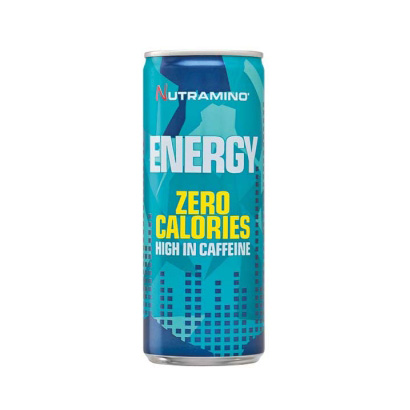 Nutramino Energy Drink 0 Calories 250ml i gruppen Drycker / Energidryck hos Proteinbolaget.se (PB-1259)