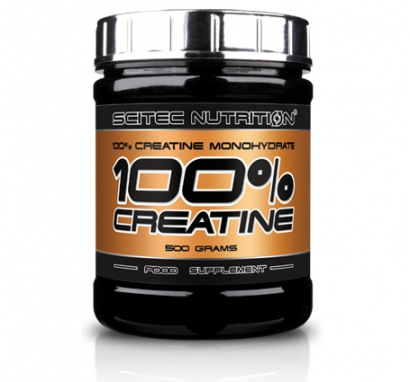 Scitec Nutrition 100% Creatine, 500 g