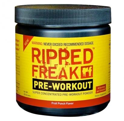 Pharmafreak Ripped Freak Pre-Workout, 200 g