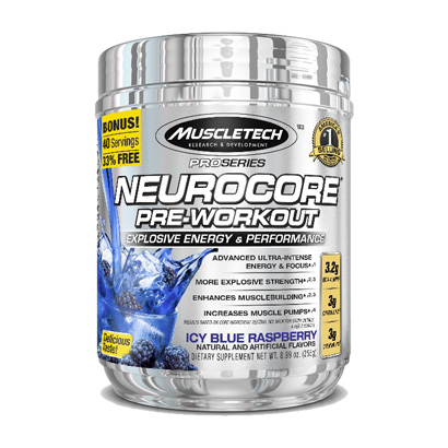 Muscletech Neurocore, 50 servings