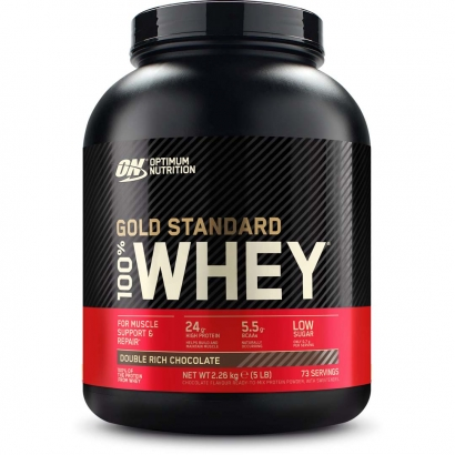 Optimum Nutrition 100% Whey Gold Standard, 2,27 kg