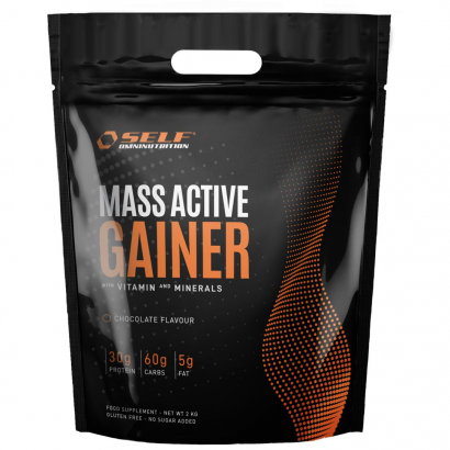 Self Omninutrition Active Whey Gainer, 2 kg