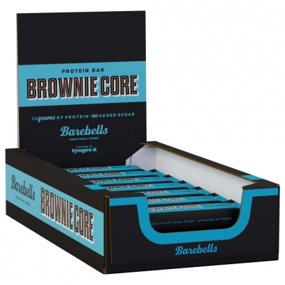 18 x Barebells Core Bar, 35 g, Brownie Core i gruppen Bars / Proteinbars hos Proteinbolaget (PB-1695)