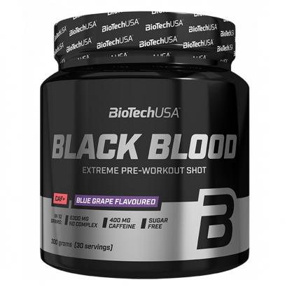BioTechUSA Black Blood Caf+, 300 g