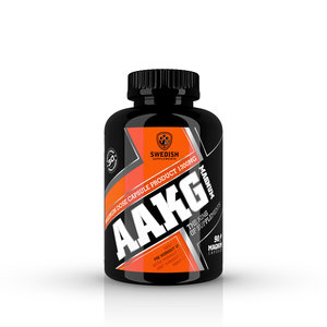 Swedish Supplements AAKG Magnum, 90 caps