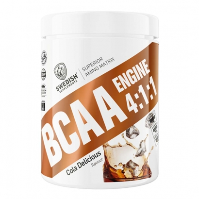 Swedish Supplements BCAA ENGINE 4:1:1 i gruppen Aminosyror / BCAA hos Proteinbolaget.se (PB-1854)