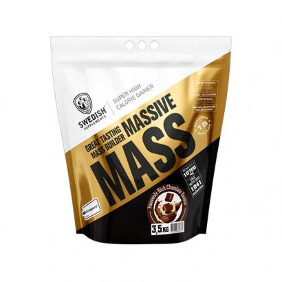 Swedish Supplements Massive Mass, 3,5 kg