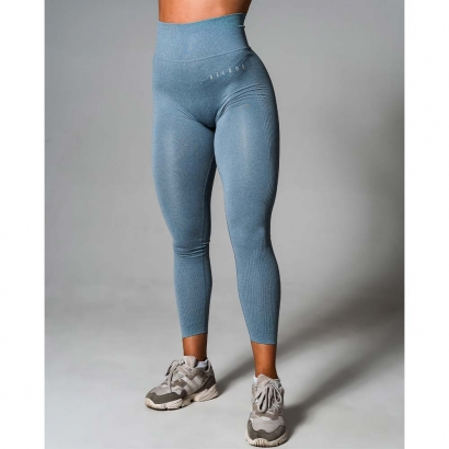 Relode Slipstream Tights, Sky Blue i gruppen Träningskläder / Tights hos Proteinbolaget (PB-18965)