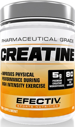 Efectiv Nutrition Creatine, 400 g