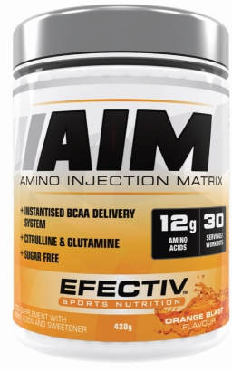 Efectiv Nutrition Amino Inject Matrix, 420 g