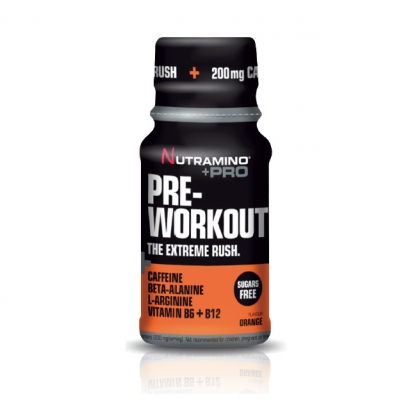 Nutramino +Pro Pre-Workout Shot