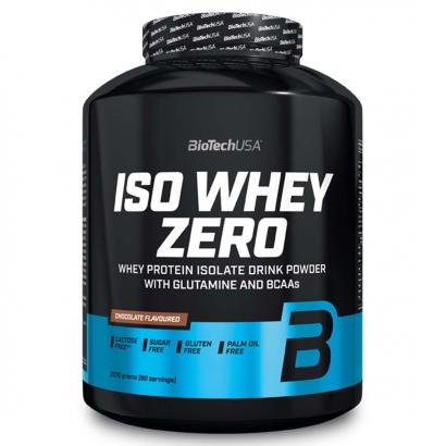 BioTechUSA Iso Whey Zero Laktosfri, 2,27 kg