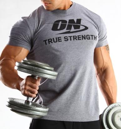 Optimum Nutrition T-shirt Grey