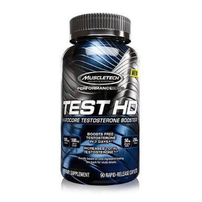 Muscletech Test HD, 90 caps