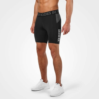 Better Bodies Compression Shorts Black