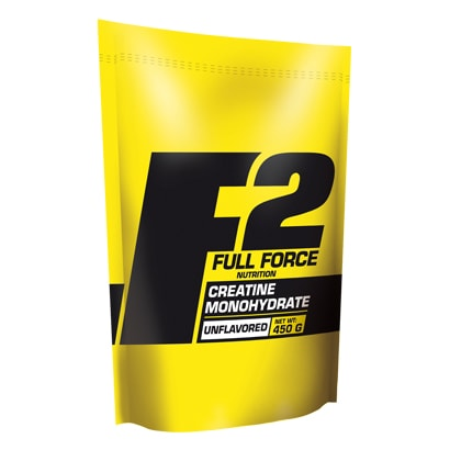 Full Force Creatine Monohydrate, 450 g