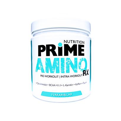 Prime Nutrition AminoRX, 375 g