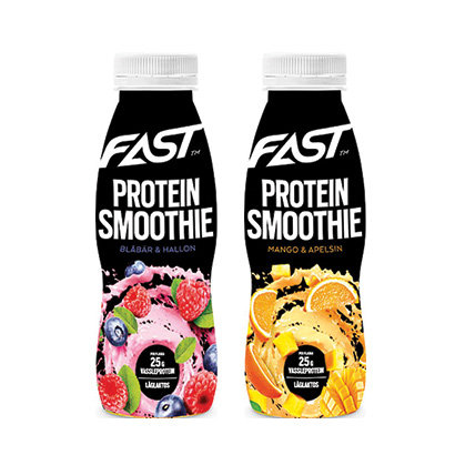 FAST Sport Nutrition Smoothie 330 ml i gruppen Drycker / Proteindryck hos Proteinbolaget.se (PB-2775)