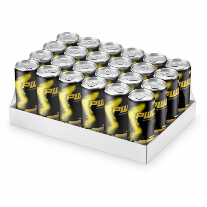 24 x SSN PWO, 330 ml, Pineapple Power i gruppen Drycker / Energidryck hos Proteinbolaget.se (PB-288312)
