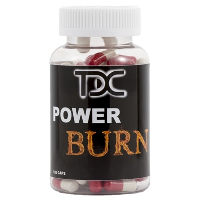 TDC Powerburn 120 caps