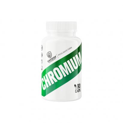 Swedish Supplements Chromium, 90 caps