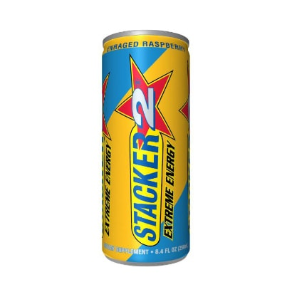 Stacker2 Extreme Energy, 250 ml