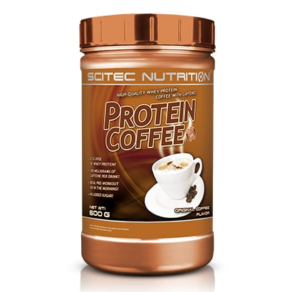 Scitec Nutrition Protein Coffee, 600 g