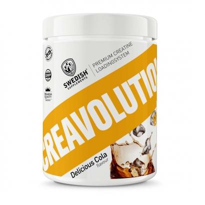 Swedish Supplements Creavolution Engine, 500 g